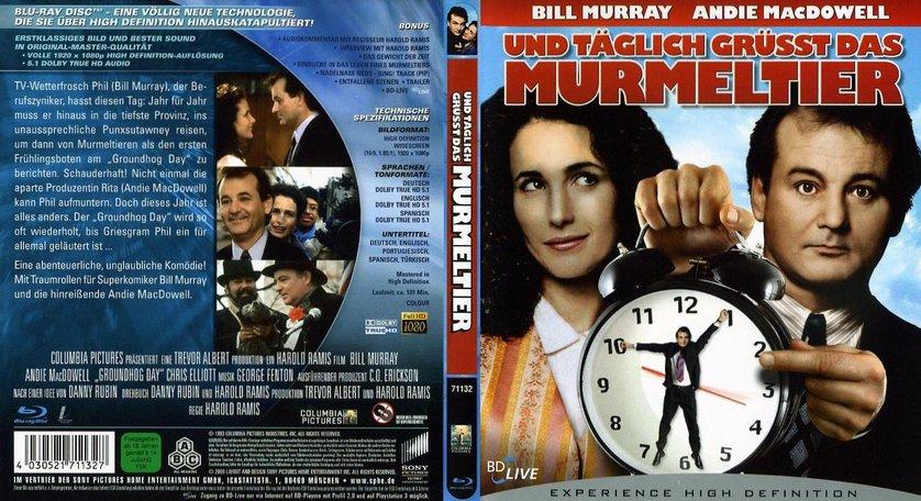 Und Taglich Grusst Das Murmeltier Dvd Oder Blu Ray Leihen Videobuster De