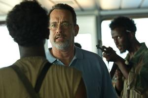 Tom Hanks in 'Captain Phillips' © Sony 2013