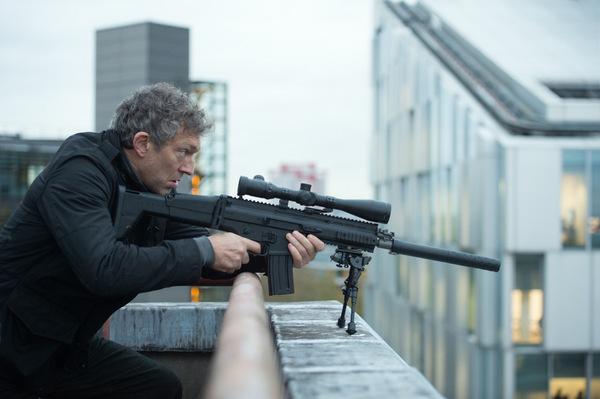 Vincent Cassel in 'Jason Bourne'