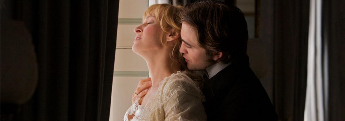 Uma Thurman: Thurman lobt Pattinson für seine harte Arbeit