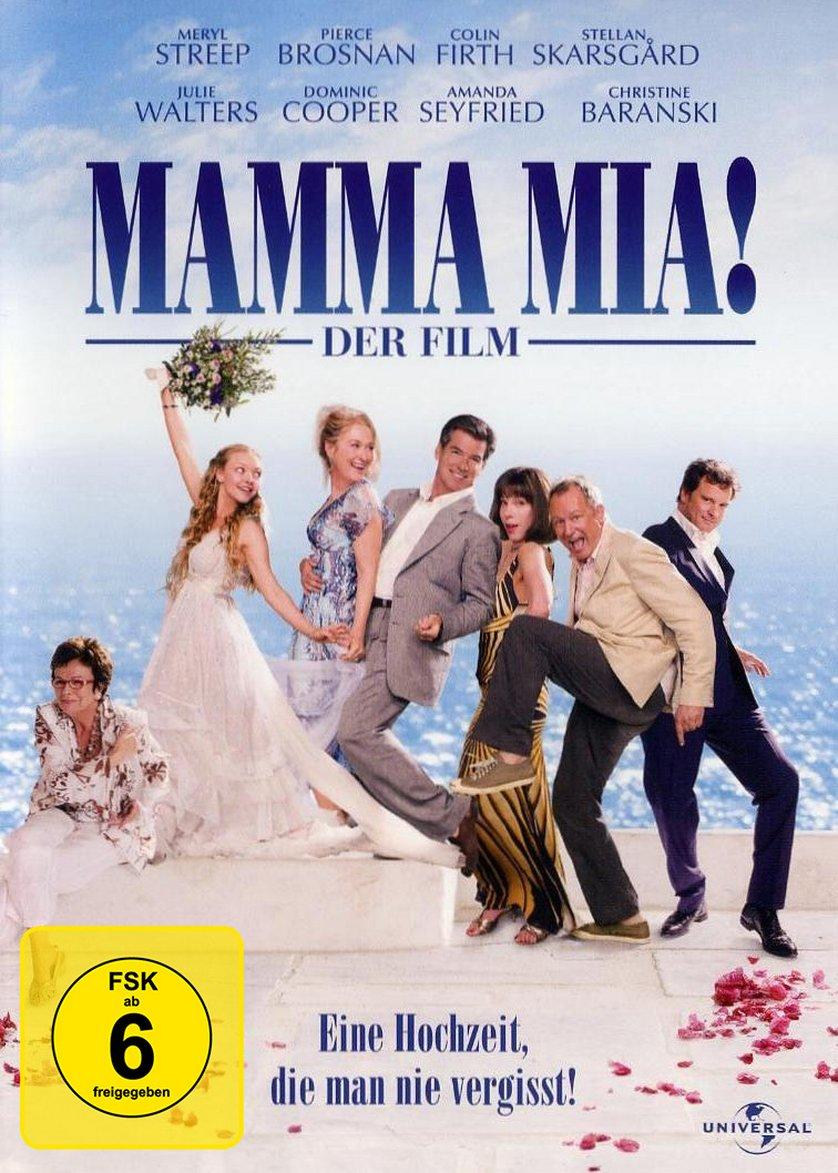 Mamma Mia Dvd Oder Blu Ray Leihen Videobuster De
