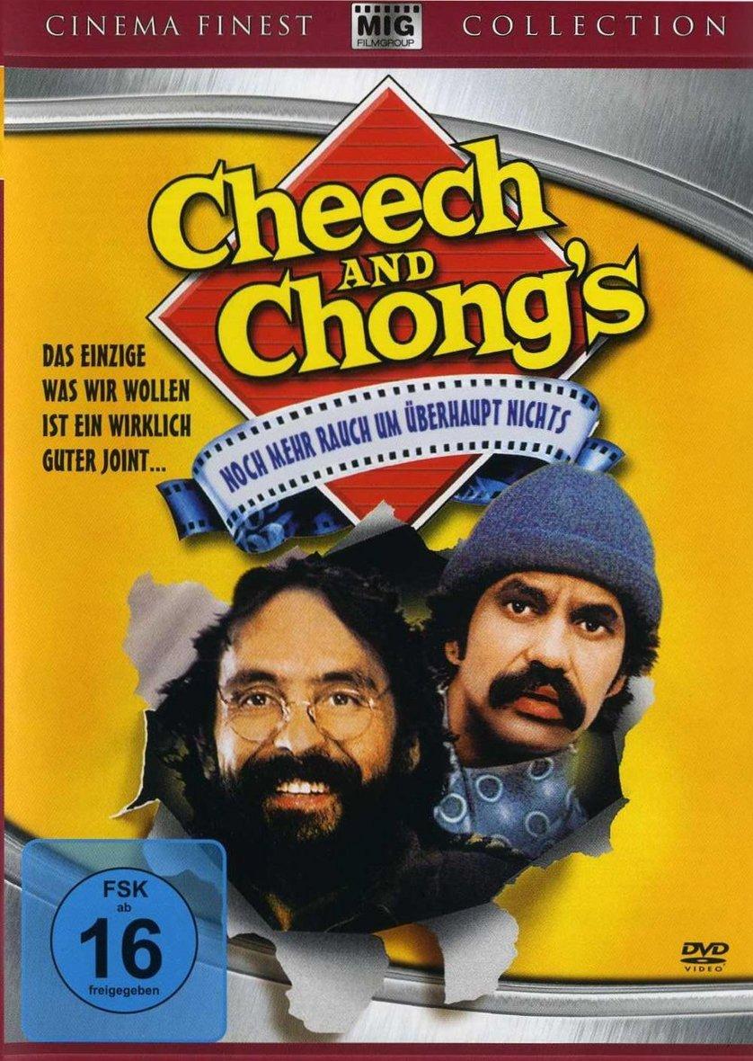 Cheech Und Chong Viel Rauch Um Nichts