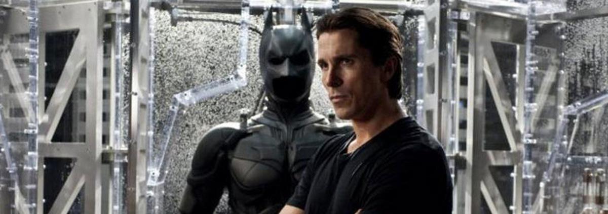 Christian Bale als Dark Knight: Atemlos: Bale kapitulierte fast vor Batman-Anzug
