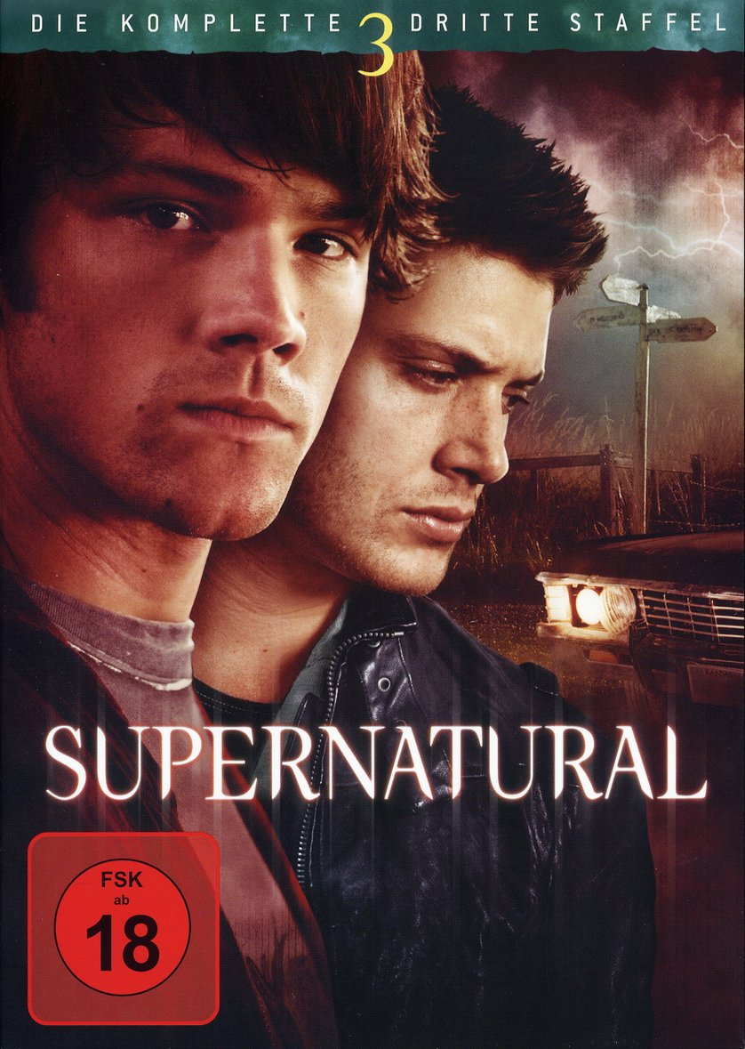 Staffel 3 Supernatural