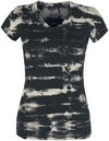 Black Premium by EMP T-Shirt im Batik Look Black Premium powered by EMP (T-Shirt)
