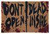 The Walking Dead Don't Open Dead Inside powered by EMP (Fußmatte)