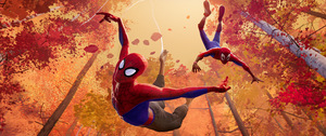 'Spider-Man - A New Universe' © Sony