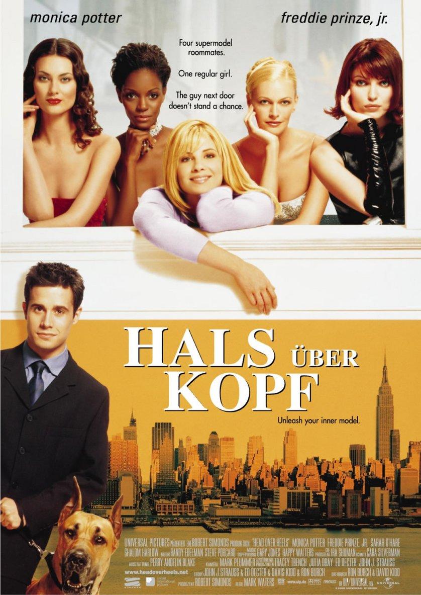 Hals über Kopf: DVD oder Blu-ray leihen - VIDEOBUSTER.de