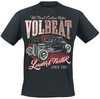 Volbeat Louder And Faster powered by EMP (T-Shirt)