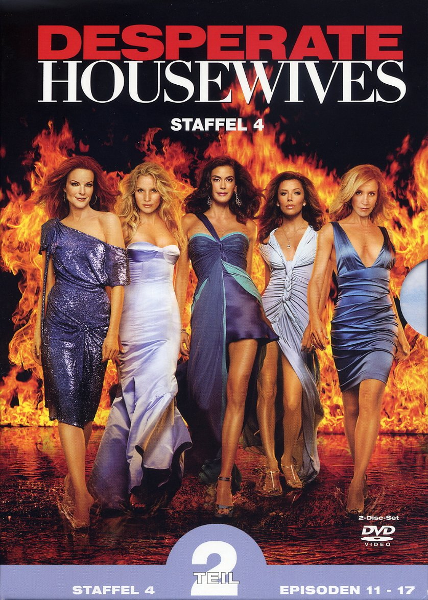 desperate housewives staffel 4 dvd oder blu ray leihen. Black Bedroom Furniture Sets. Home Design Ideas