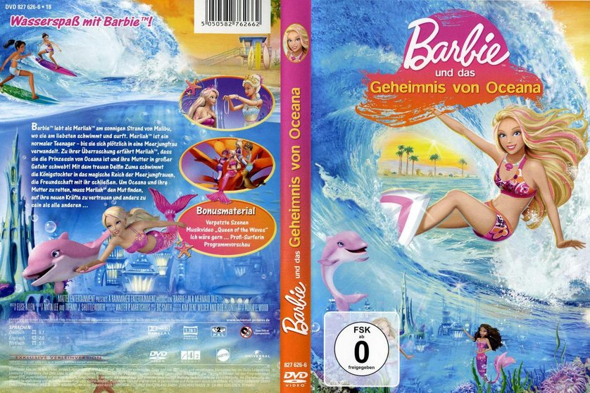 barbie auf deutsch film