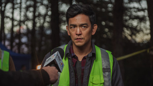 John Cho als verzweifelter Vater in 'Searching'