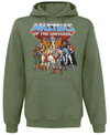 Masters Of The Universe Group Distressed powered by EMP (Kapuzenpullover)