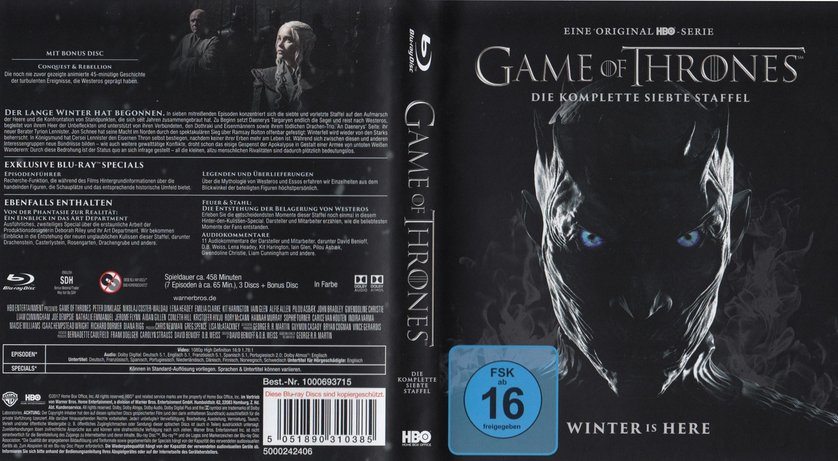 Bs To Game Of Thrones Staffel 7
