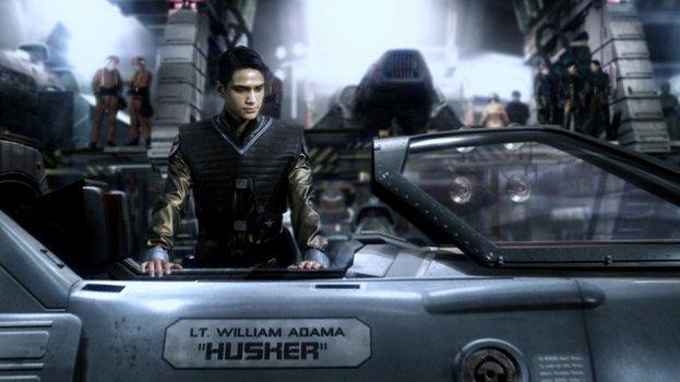 Battlestar Galactica - Blood & Chrome