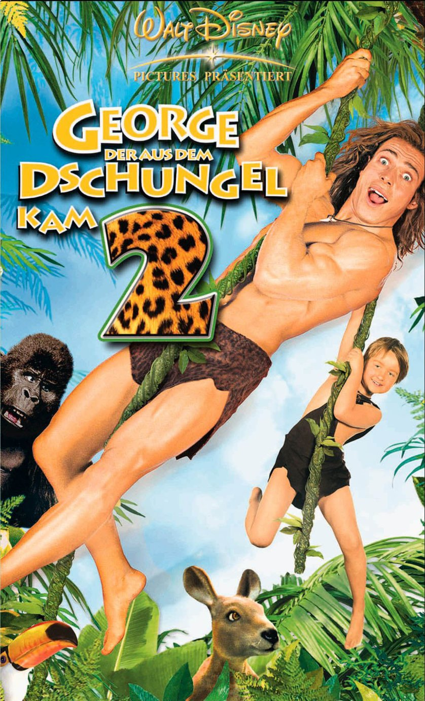 Der Aus Dem Dschungel Kam