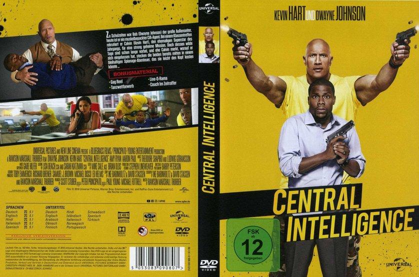 central intelligence deutsch