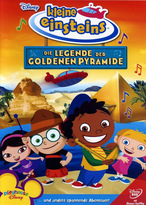 Kleine Einsteins 4 - Die Legende der goldenen Pyramide