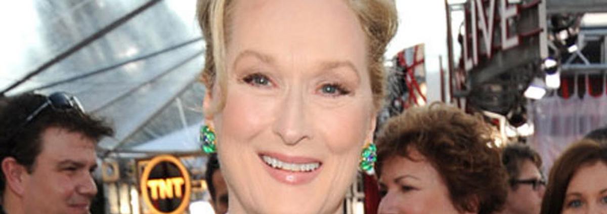 Meryl Streep: Meryl Streep zieht Low-Budget-Filme vor!