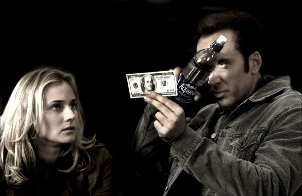 Diane Kruger und Nicolas Cage © Walt Disney Home Entertainment 2004