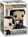 Edgar Allan Poe Edgar Allen Poe Vinyl Figur 21 powered by EMP (Funko Pop!)