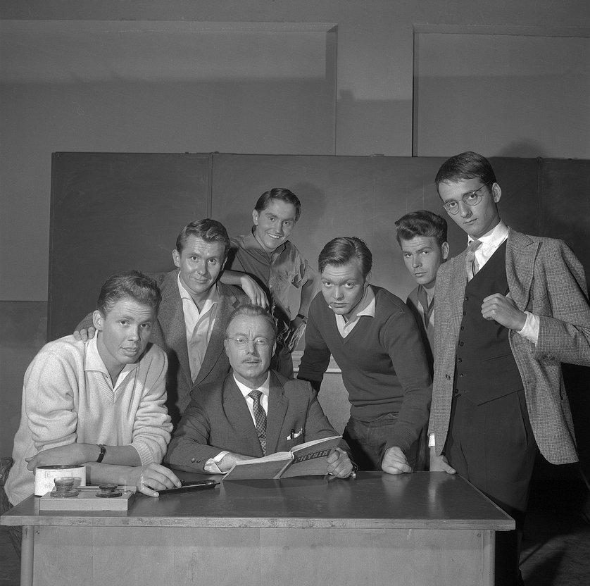 Der Pauker 1958