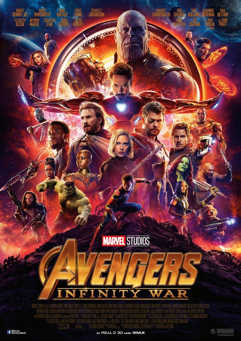 Avengers Infinity War Teil 2