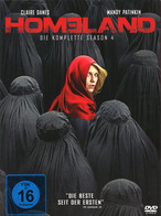 Homeland - Staffel 4