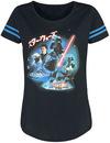Star Wars Episode 5 - Das Imperium schlägt zurück - Poster powered by EMP (T-Shirt)