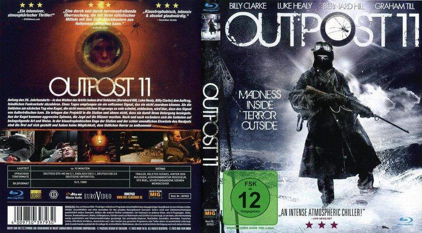 Outpost 11 Dvd Oder Blu Ray Leihen Videobusterde