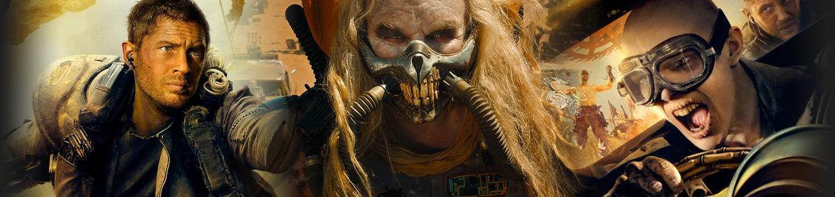 Mad Max 4 - Fury Road © Warner Home Video (Australien 2015)