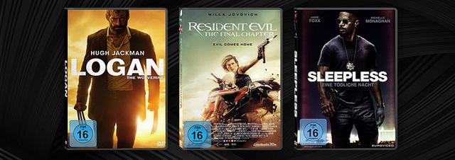 Die besten Filme im Juli 2017: Eure begehrtesten DVD & Blu-ray Hits im Juli