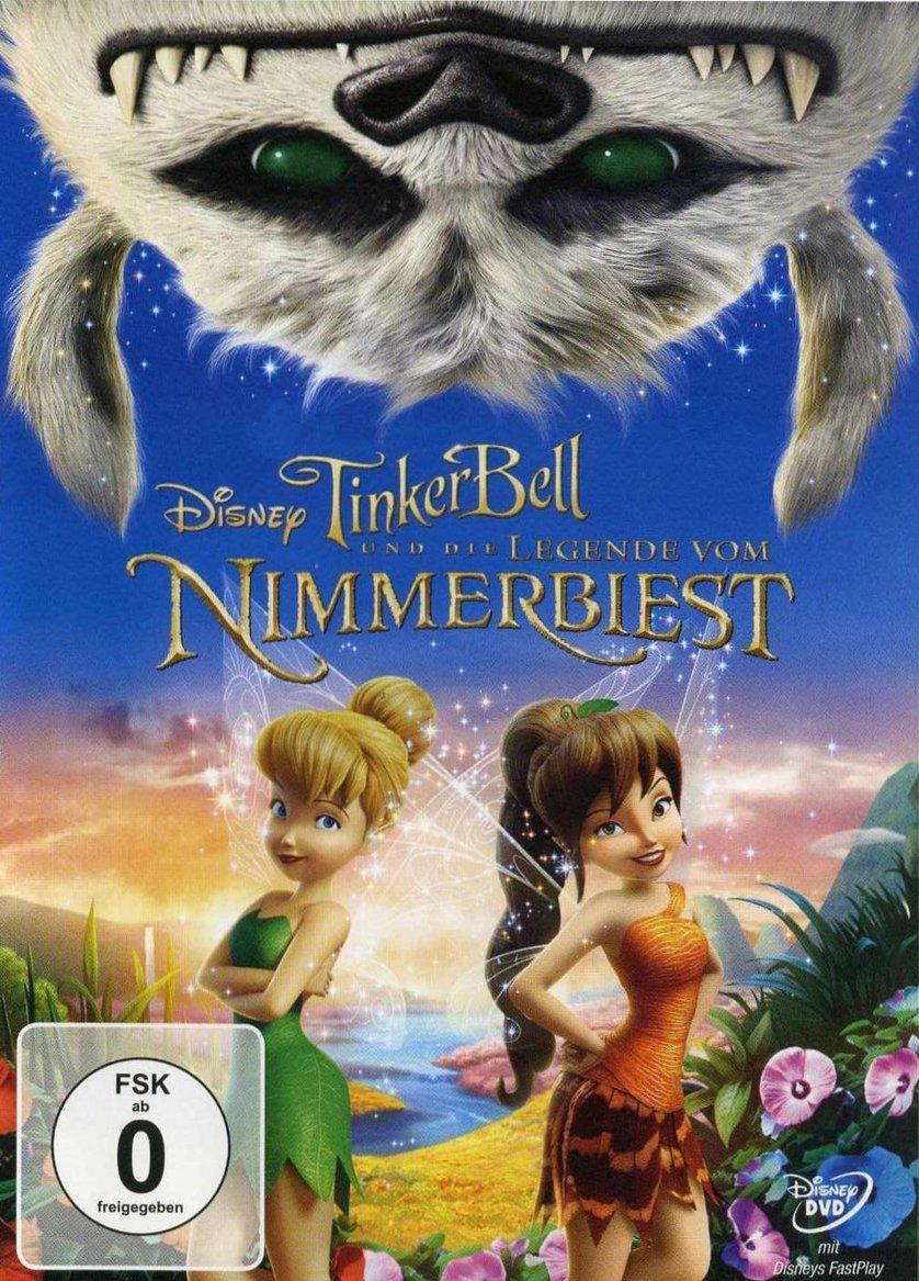 Tinkerbell Und Die Legende Vom Nimmerbiest Dvd Oder Blu Ray Leihen