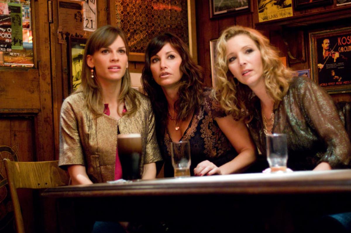 Hilary Swank, Gina Gershon und Lisa Kudrow © Tobis Home Entertainmentn 2007