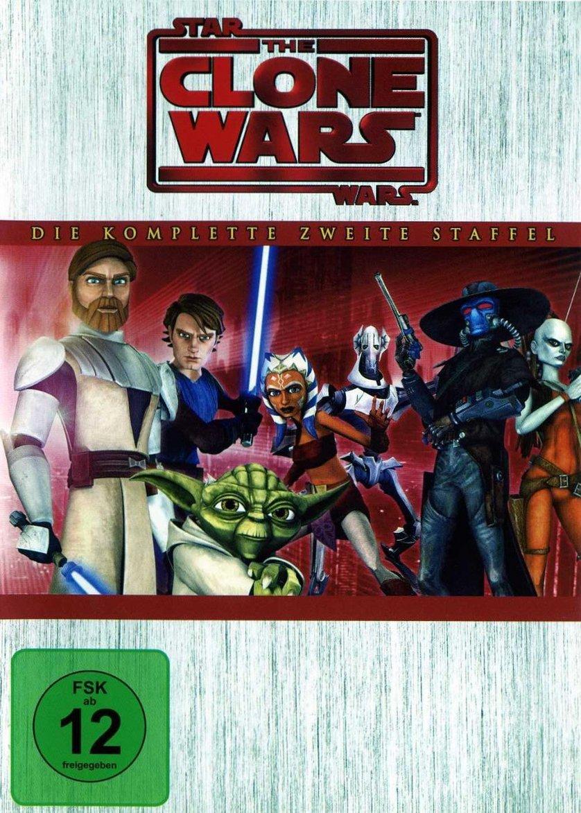 Star Wars The Clone Wars Staffel 2 Deutsch