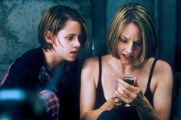 Kristen Stewart und Jodie Foster in 'Panic Room' © Columbia Tristar 2002