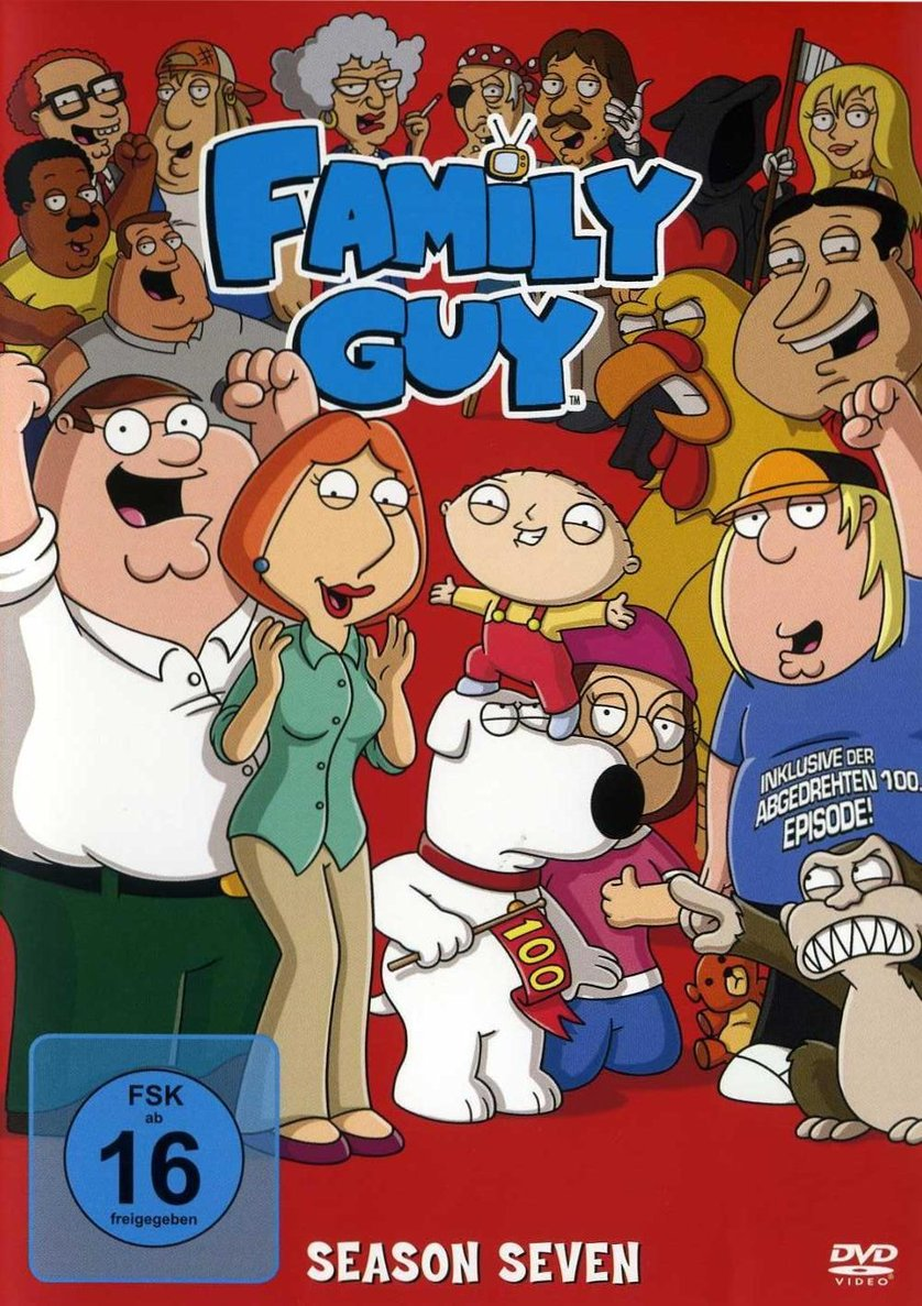 family guy staffel