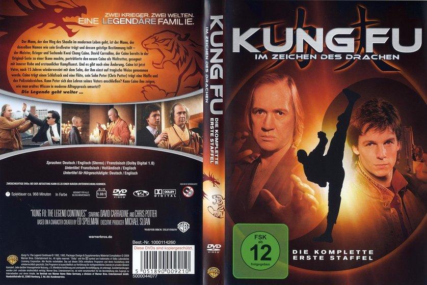 Kung Fu Im Zeichen Des Drachen