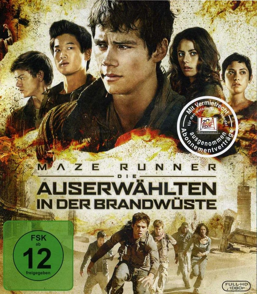 Maze Runner 2 Film Deutsch