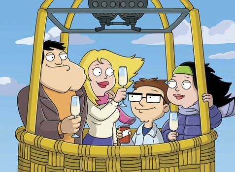 American Dad - Staffel 1
