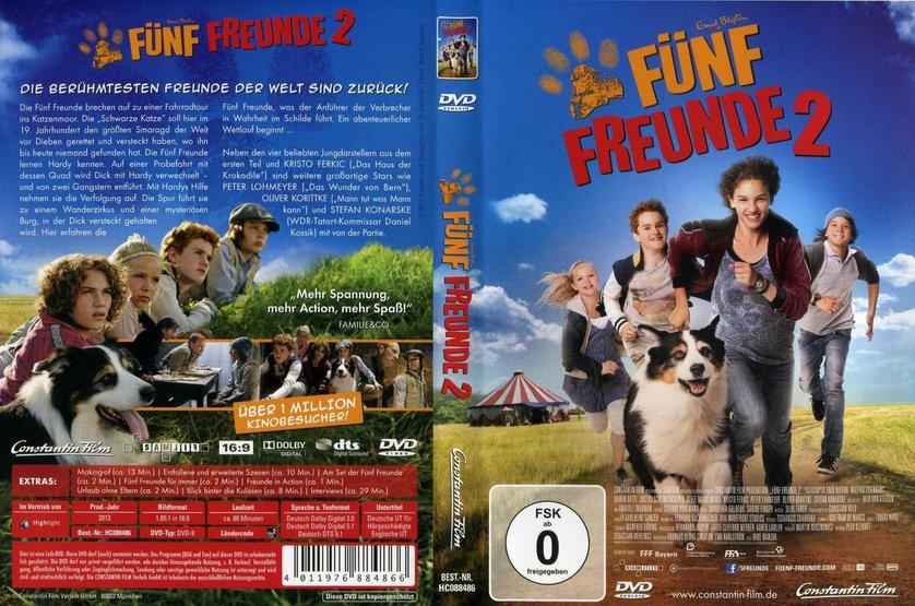 Fünf Freunde 2 Ganzer Film Deutsch