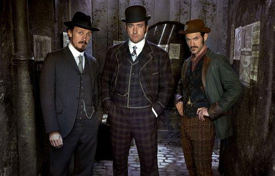 Ripper Street - Staffel 1