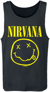 Nirvana Smiley powered by EMP (Tank-Top)