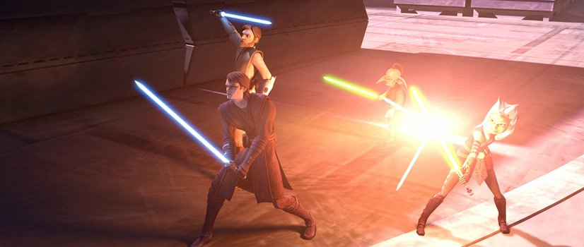 Star Wars - The Clone Wars - Staffel 3