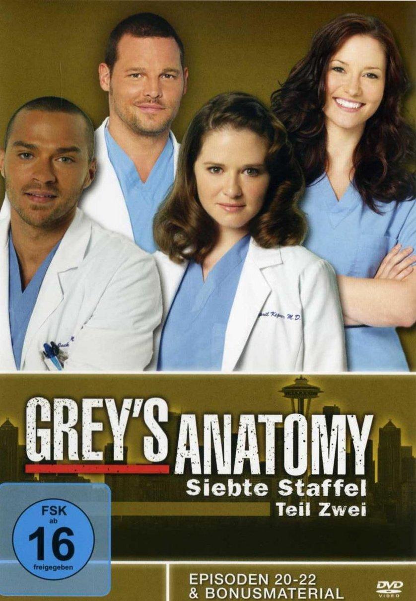 Grey\'s Anatomy - Staffel 7: DVD oder Blu-ray leihen - VIDEOBUSTER.de