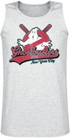 Ghostbusters New York City powered by EMP (Tank-Top)