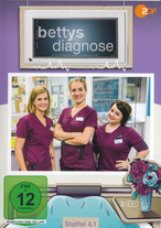 Bettys Diagnose - Staffel 4