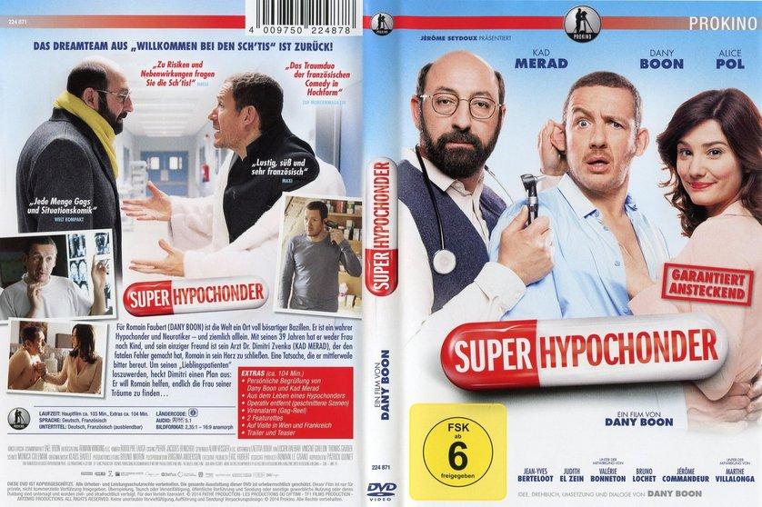 Super Hypochonder Imdb