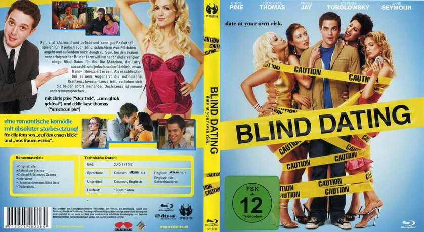 Blind Dating: DVD oder Blu-ray leihen - VIDEOBUSTER.de