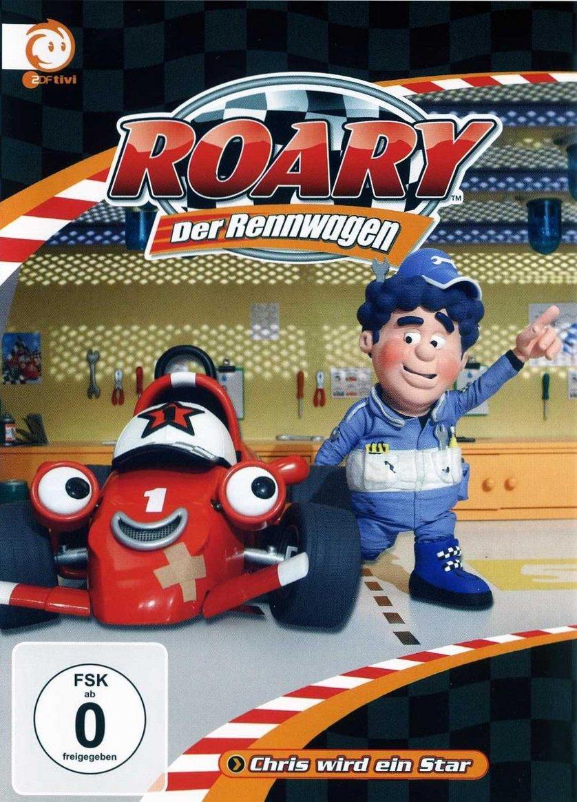 Roary, der Rennwagen: DVD oder Blu-ray leihen - VIDEOBUSTER.de